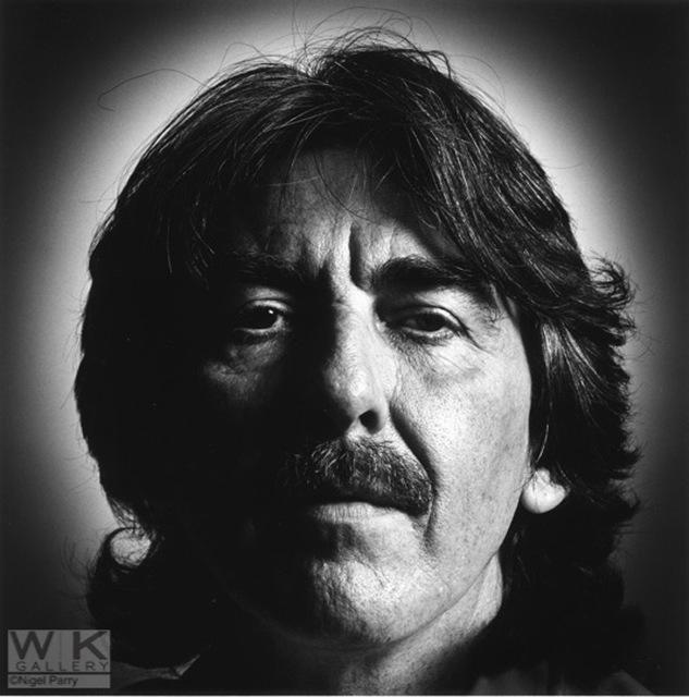 , 'George Harrison,' 1993, Weiss Katz Gallery