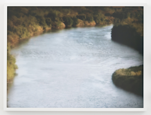 , 'Rio Grande,' 2012-2019, Magenta Plains