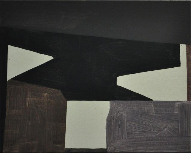 , 'Battered Moonlight #2,' 2009, Maddox Arts
