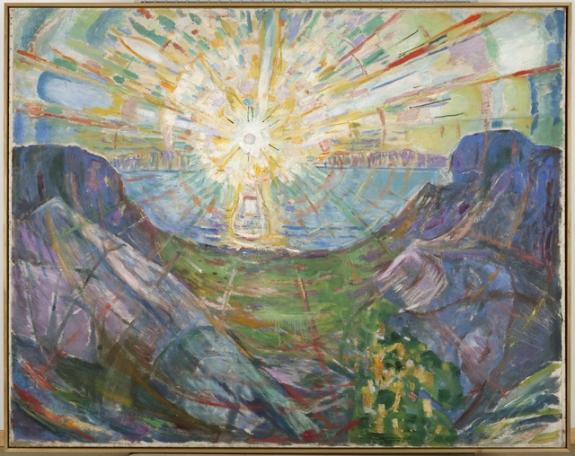 , 'The Sun,' 1910-1913, Art Gallery of Ontario (AGO)