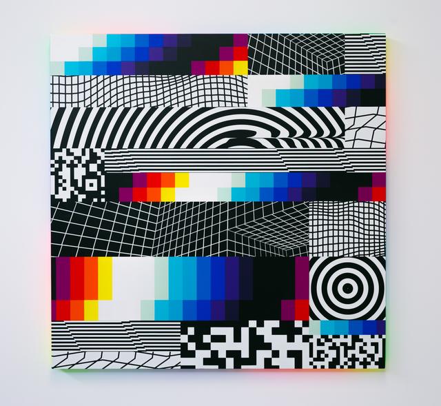 , 'Chromodynamica,' , Danysz Gallery