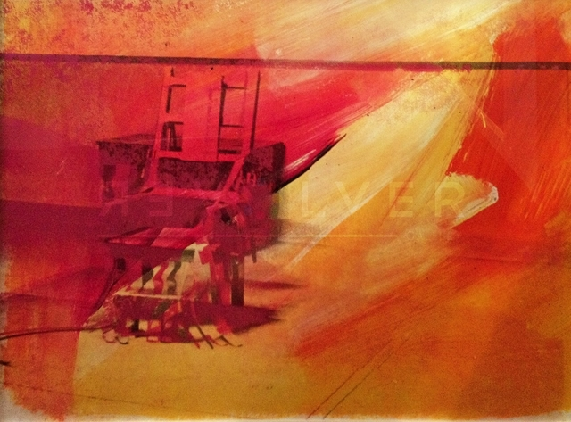 Andy Warhol, 'Electric Chair (FS II.81)', 1971, Revolver Gallery