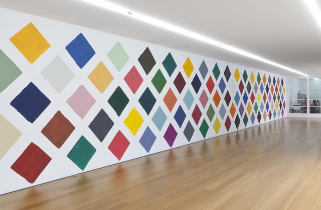 , 'Work No. 2758,' 2016, Galerie Rüdiger Schöttle