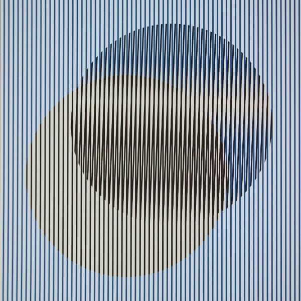 Carlos Cruz-Diez, 'Induction du Jaune Tepuy 3', 2018, Kunzt Gallery