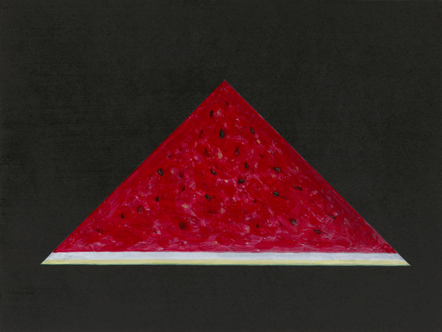 , 'A Piece of Watermelon- Triangle,' 2016, Inna Art Space
