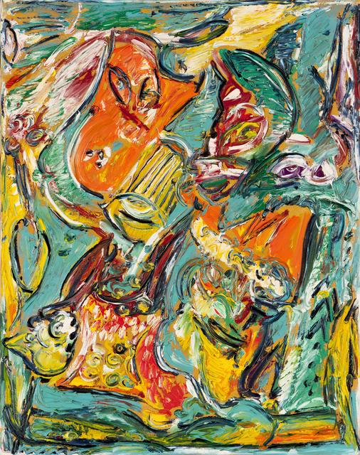 , 'Mor og Barn (Mother and Child),' 1995, DIE GALERIE