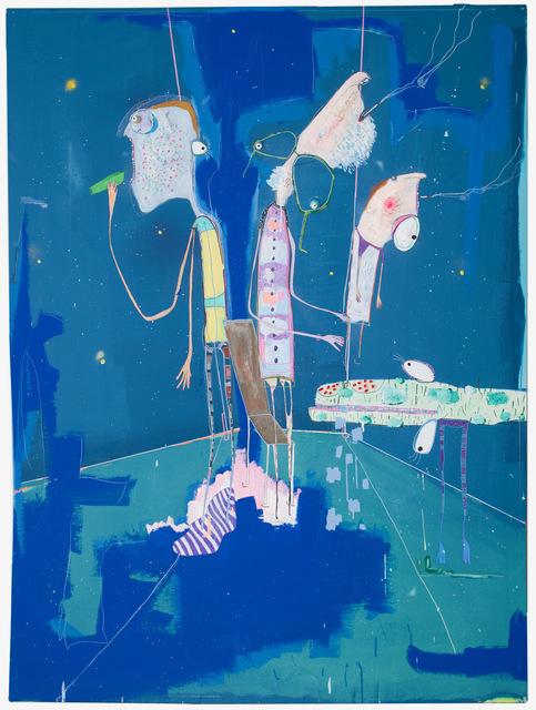 Rafa Macarrón, 'Abocinado 1', 2016, Allouche Gallery