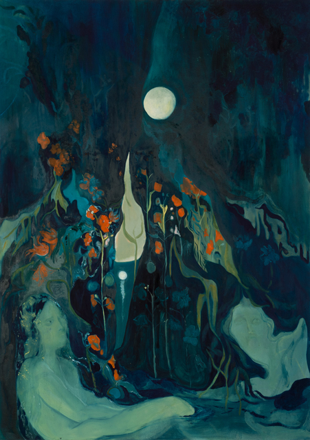 , 'Wedding Moon,' 2018, Projet Pangée
