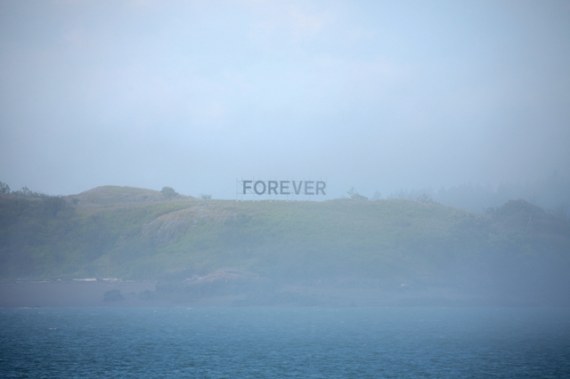 , 'On a clear day you can see forever,' 2016-2017, Tang Contemporary Art