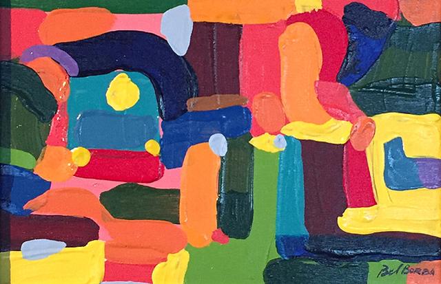 , 'Abstract III,' , Fils Fine Arts