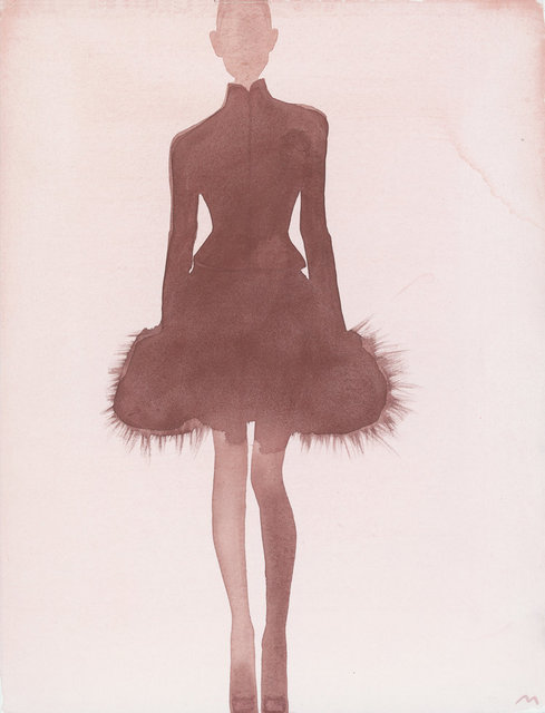 , 'Red Suit (Azzedine Alaia),' 2011, CFHILL
