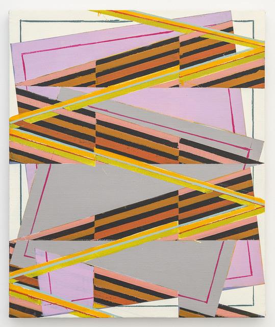 , 'No. 3 (Higher Ground),' 2017, Tempe Digital