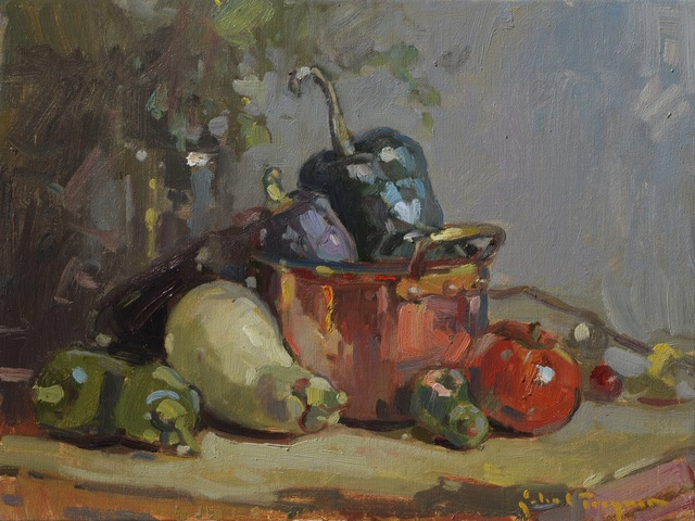 , 'Still Life with Peppers,' , J. Cacciola Gallery