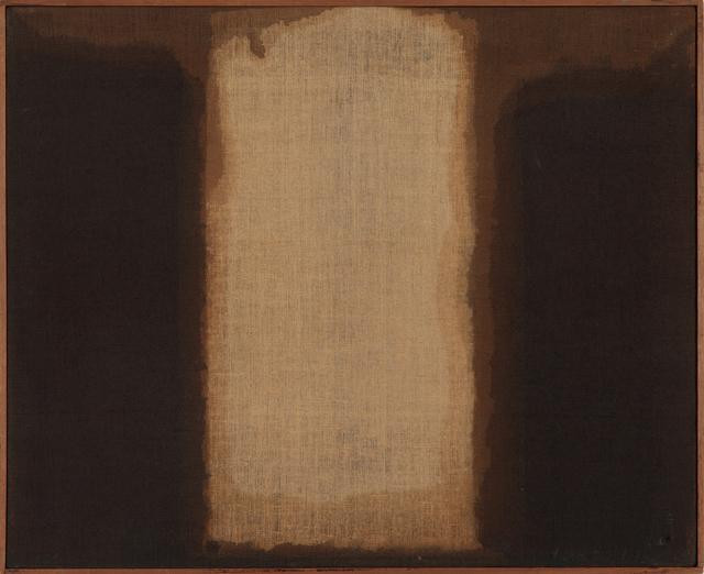 , 'Umber-Blue,' 1978, PKM Gallery