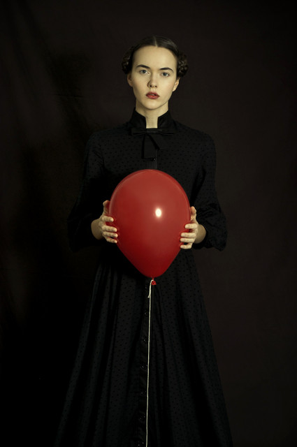 , 'Red Balloon,' 2014, Arusha Gallery