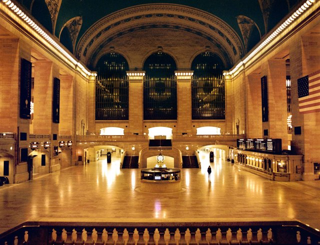 , 'Grand Central Main Hall,' 2015, Postmasters Gallery