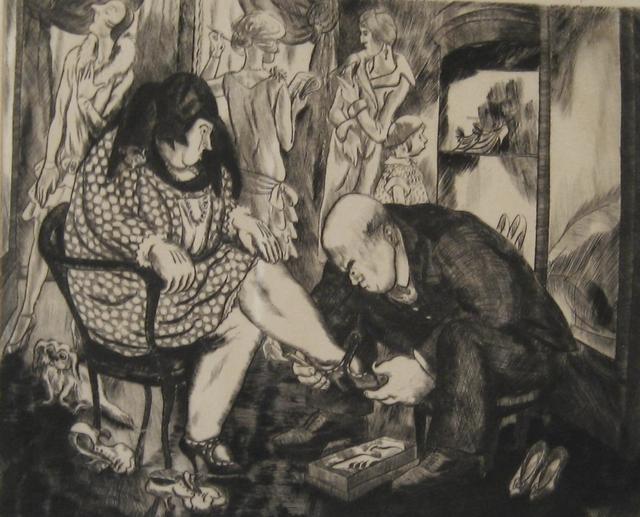 , 'Vanity,' 1929, Paramour Fine Arts