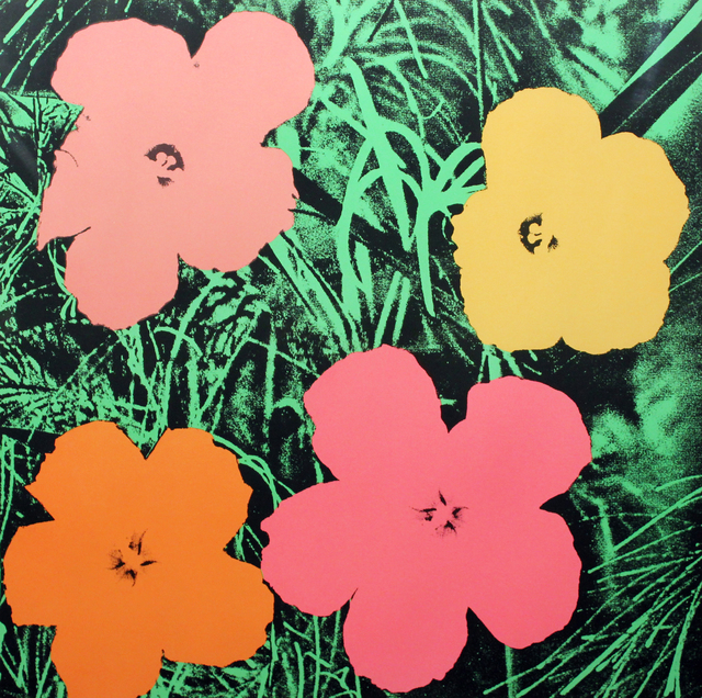 , 'Flowers (FS II.6),' 1964, Gormleys Fine Art