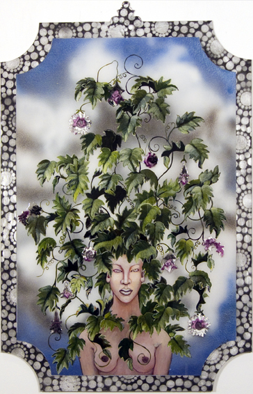 , 'Night Shade Lily,' 2015, Pan American Art Projects