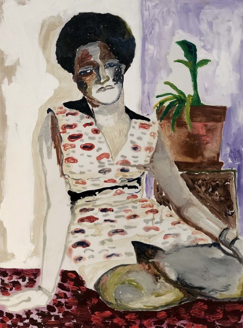 Gideon Appah, 'Gertrude', 2019, Gallery 1957