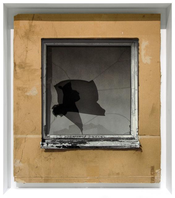 , 'Broken Window (Theorie),' 2015, Jonathan LeVine Projects