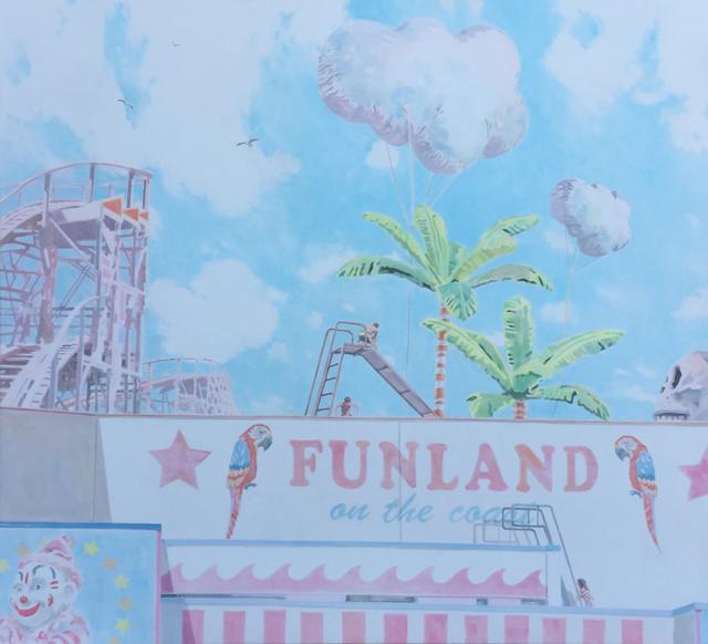 , 'Funland 2017,' 2017, Piermarq