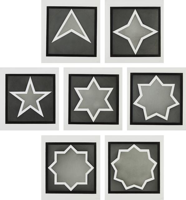 Sol LeWitt, 'Stars - Light Center', 1983, Phillips