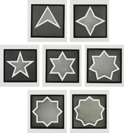 Sol LeWitt, 'Stars - Light Center,' 1983, Phillips: Evening and Day Editions (October 2016)