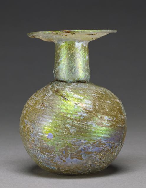'Sprinkler Flask',  3rd -4th century, J. Paul Getty Museum