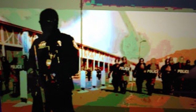 , 'IT CAME FROM BEYOND THE BORDER 3 Video Ed. 10,' , Ro2 Art