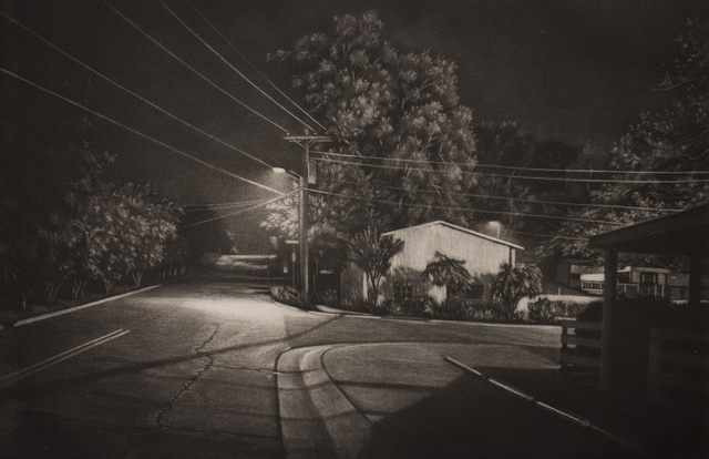 , 'Beacon III,' 2019, Remarque Printshop