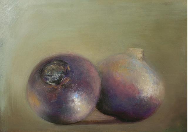, 'Purple Gems,' 2019, The Galleries at Salmagundi