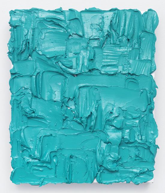 , ' Emerald Green,' 2014, Jeff Lincoln Art+Design