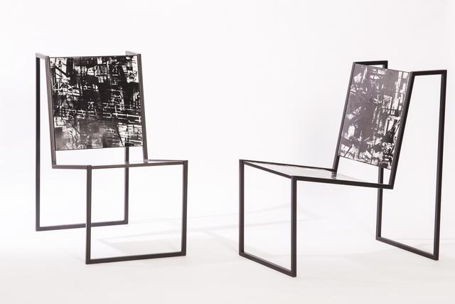 , 'Chiaroscuro Chair,' , Cristina Grajales Gallery