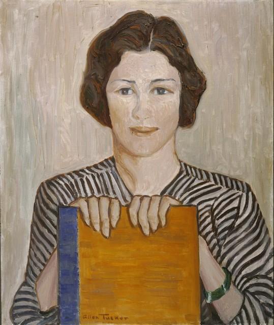 Allen Tucker, 'The Orange Book', date unknown, Phillips Collection