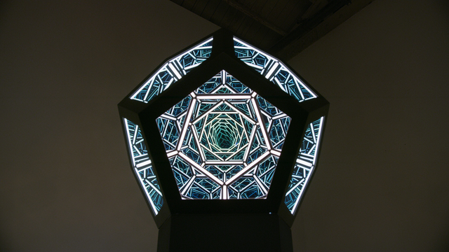 Anthony James, 'Portal Dodecahedron', 2019, Melissa Morgan Fine Art