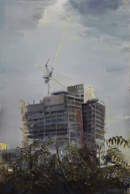 , 'Building,' 2014, Addison/Ripley Fine Art