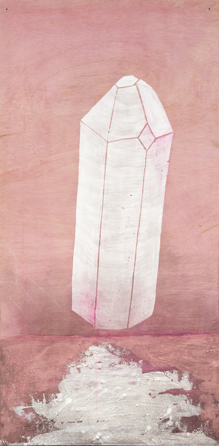 Lisa McLymont, 'Let Us Not Be Hasty', 2020, Painting, Mixed media on board, Contemporary Art Matters