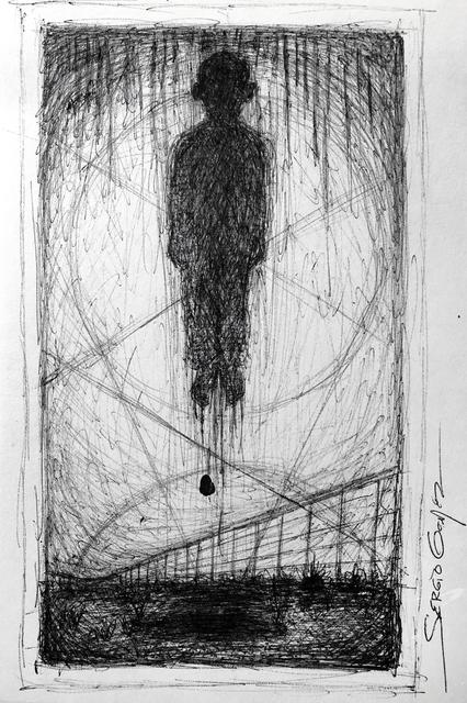 , 'Study for La Refleccion en el Camino,' 2016, ACS GALLERY
