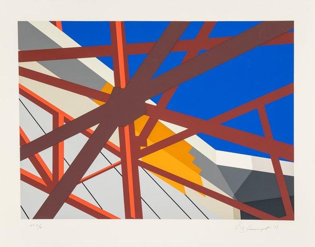 Allan D'Arcangelo, 'Web', 1979, Heritage Auctions