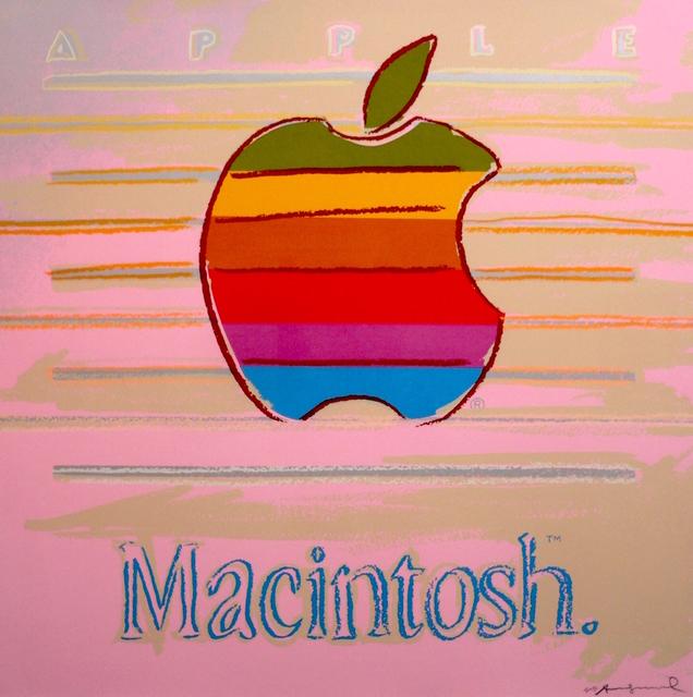 Andy Warhol, 'Apple II.359', 1985, OSME Fine Art