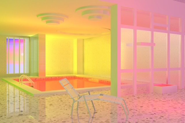 , 'Horizon Fever,' 2018, Winston Wächter Fine Art