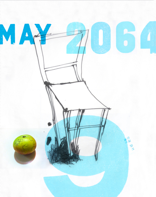 , 'May 9th 2064/X (Stuhl),' 2017, Galerie Krinzinger