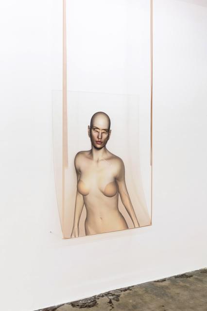 , 'Das Unheimliche (1),' 2014, Nina Johnson