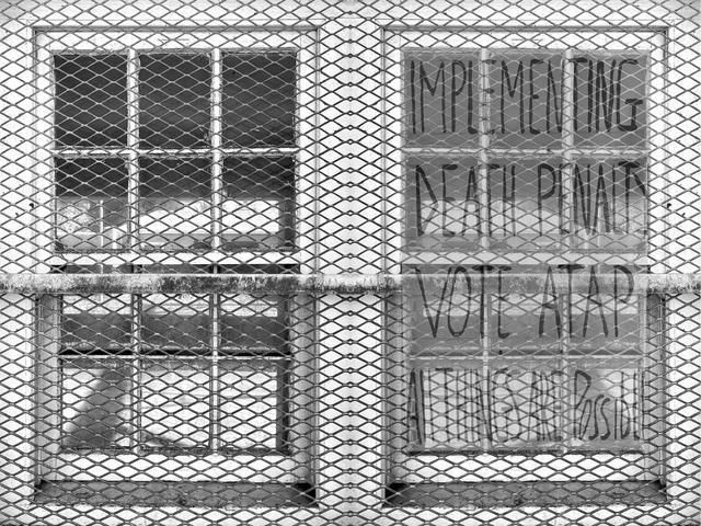 , 'Window,' 2019, Black Box Publishing