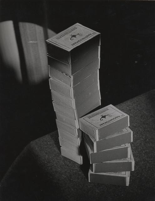 , 'Kleinen stapel (small stack), ,' 1949, Robert Mann Gallery