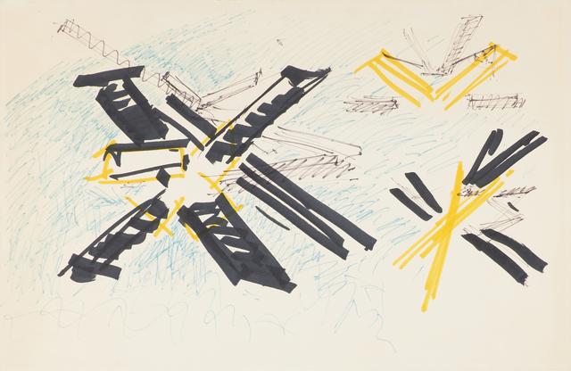 Mark di Suvero, 'Eindhoven - Venice', 1971, Rago