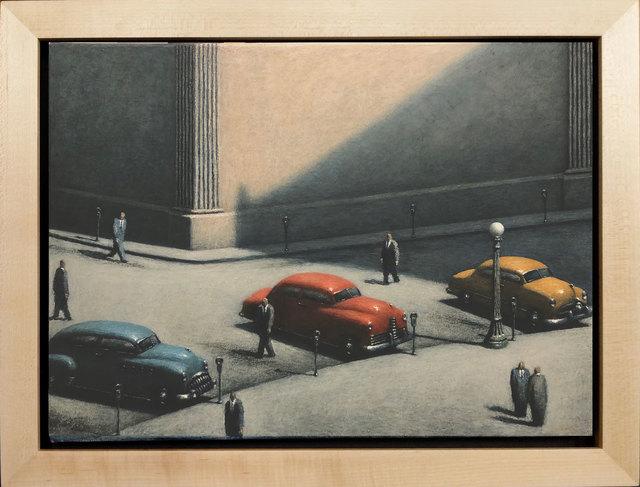Michael Chapman, 'City Sunlight No. 2', 2019, ARCADIA CONTEMPORARY