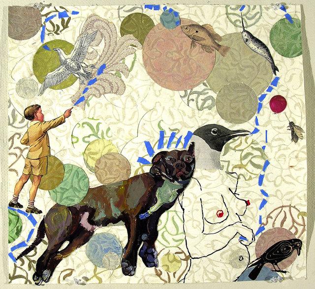 Jenny Toth, 'Wallpaper', 2007, Tabla Rasa Gallery