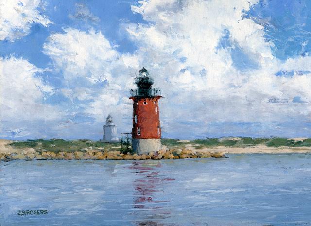, 'Cape Lighthouse,' , Peninsula Gallery